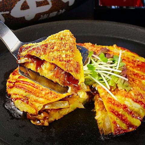 Okonomiyaki Teppanyaki ae image