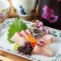 【九州名物】九州の味覚を楽しめる逸品料理も充実