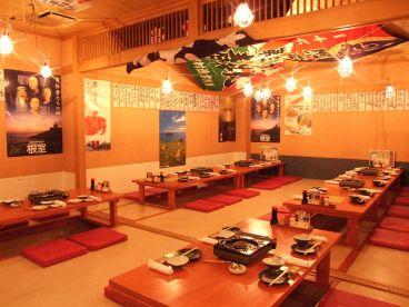 ヤマイチ 根室食堂 札幌 JR店の雰囲気1
