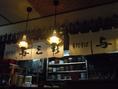 レトロカウンター照明