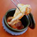 料理メニュー写真壷漬け牛カルビ/壷漬けホルモン/壷漬け豚カルビ