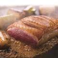 料理メニュー写真王様鴨ロース(約110g)