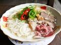 料理メニュー写真フォーボーダックヴィェット(3種の牛肉のフォー)