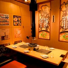 赤から 福島笹谷店の雰囲気1