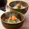 料理メニュー写真お茶漬け(梅or鮭)