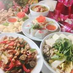 タイ料理 ガパオ食堂 渋谷のコース写真