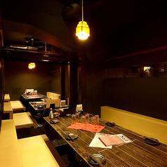 個室と魚卵の台所 うおらん 刈谷店の雰囲気1