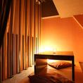 ●秘密のロフト個室~和~ : 2~3名用 ●