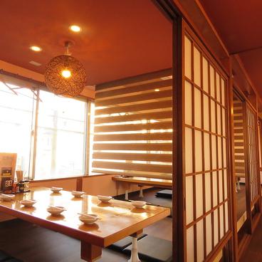 食べ飲み放題居酒屋 三百楽 町田店の雰囲気1
