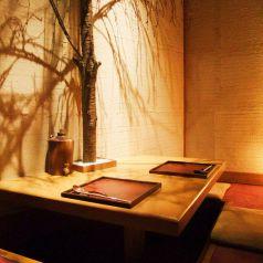 2F:シンプルだが、趣のある個室