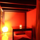 ●秘密のロフト個室~洋~ : 2~3名用 ●