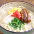 料理メニュー写真沖縄ソバ