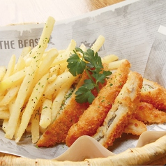 Fish&Chips(フィッシュ&チップス)