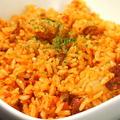 料理メニュー写真カルビキムチ炒飯
