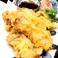 阿波豚天ぷら 和風おろしポン酢