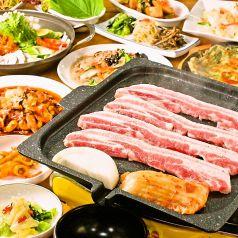 韓国料理 韓流館 新橋店のおすすめポイント1