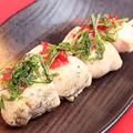 料理メニュー写真ささみ 明太マヨ