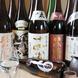 日本酒以外にも、多数の種類のドリンクをご用意。