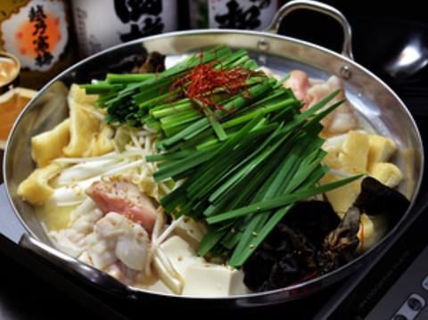 福島駅から徒歩3分、新鮮な和牛ホルモンを使ったもつ鍋をお楽しみいただけます