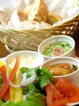 サンジェルマン タンドレス 有楽町イトシアのおすすめ料理1