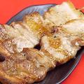 料理メニュー写真豚バラ
