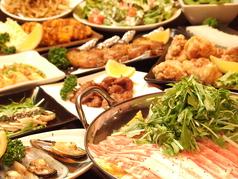 Dining 六助のコース写真