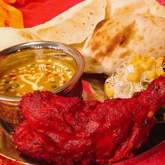 インド ネパール料理 チャンドラマの写真