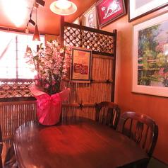 タイ料理の店 メナム 駅東店の雰囲気1
