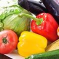 野菜は、淡路の契約農家より直送の新鮮野菜♪
