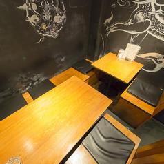 ≪2名テーブルございます≫店内奥に2名テーブルございます!