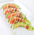 料理メニュー写真アボカドのカルパッチョ