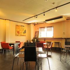 カフェチーポオイト CAFE TIPO8の雰囲気1