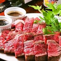 1人150gの牛の塊肉付き飲み放題付き5000円コース!