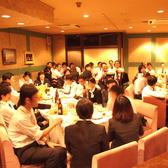 【3階席】会社宴会・謝恩会などに♪最大70名様までご利用可能♪