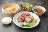 焼豚とチャーシュー定食:980円(税込)