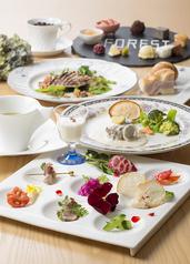 レストラン フォレスト ガーデンテラス宮崎のコース写真