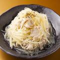 料理メニュー写真ジャガイモと豚肉のシャキシャキ冷菜