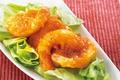 料理メニュー写真ぷりぷり海老のチリソース