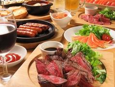 肉バル ステーキロック 博多店の写真