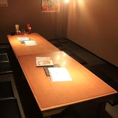 完全個室を1室ご用意しております。ご予約はお早めに♪