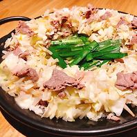 【人気No.1】『にんにく炊き肉』 1980円
