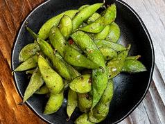 ガーリックアンチョビ枝豆