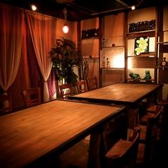 サンタイカフェ SANTAI Cafeの雰囲気1