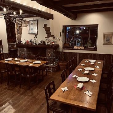 レストラン DADA 富士店の雰囲気1