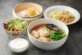 ワンタン定食:980円(税込)
