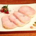 料理メニュー写真鶏ハム