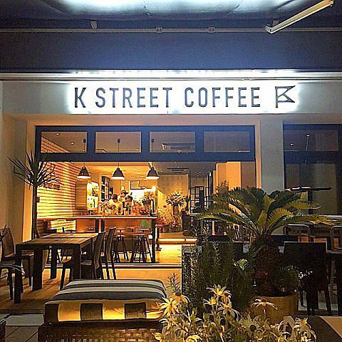 K STREET COFFEE+BAR