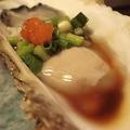 料理メニュー写真北海道 厚岸の焼き牡蠣