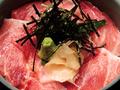 料理メニュー写真大トロ丼