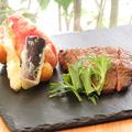 料理メニュー写真宮崎県産牛A4クラスステーキ
